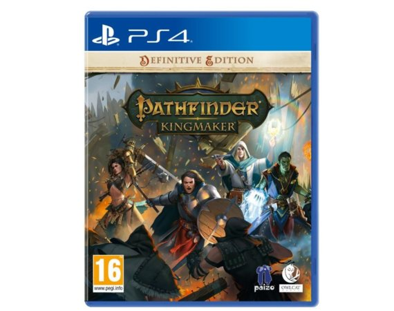 KOCH Gra PS4 Pathfinder Kingmaker Definitive ED