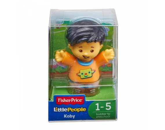 Figurka Little People Koby