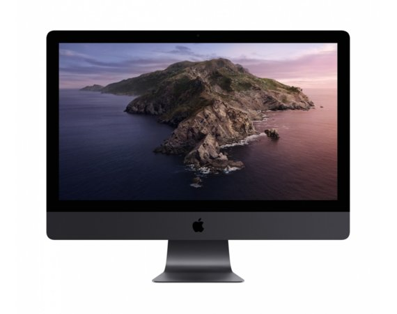 Apple 27 iMac Pro Retina 5K: 3.0GHz 10-core Intel Xeon W, Radeon Pro Vega 56 with 8GB HBM2 memory/1TB