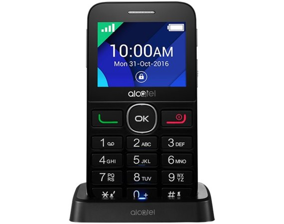 Alcatel  20.08 BLACK
