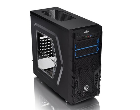 Thermaltake Versa H23 USB 3.0 Window (120mm), czarna