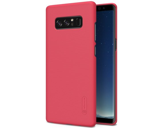 Nillkin Etui Frosted Samsung Galaxy Note 8 Red
