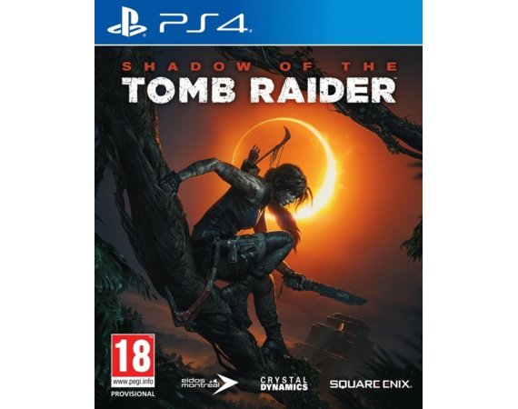 Cenega Gra PS4 Shadow of the Tomb Raider