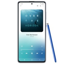 Samsung Smartfon Galaxy Note10 Lite 8/128GB DS Srebrny