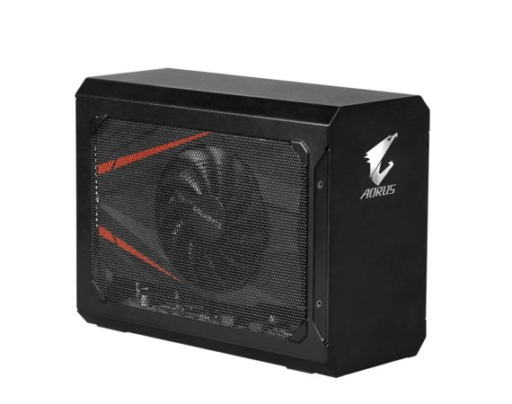 Gigabyte GeForce GTX 1070 AORUS GAMING BOX 8GB EXTERNAL
