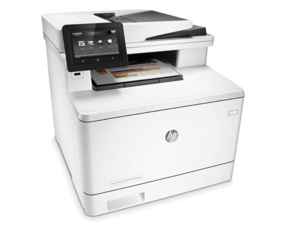 HP Inc. Color LaserJet PRO M477fnw MFP CF377A
