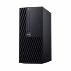 Dell Komputer Optiplex 3070 MT W10Pro i5-9500/8GB/1TB/Intel UHD 630/DVD RW/KB216 & MS116/260W/3Y NBD