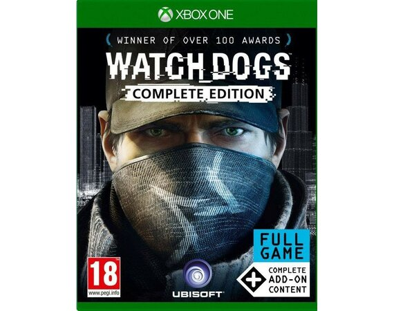 UbiSoft Watch Dogs Complete Edition Xbox One PL