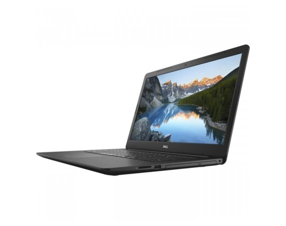 Dell Notebook Inspiron 17 5770 W10Hom i3-7020U/1TB/4/Black