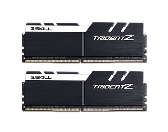 G.SKILL TridentZ DDR4 2x16GB 3200MHz CL14-14-14 XMP2 Black