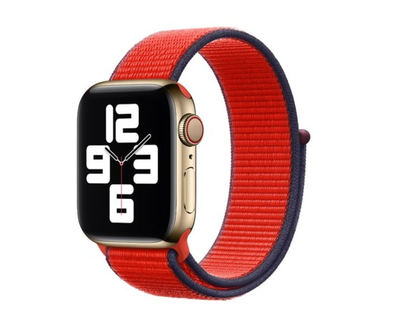 Apple Opaska sportowa z edycji (PRODUCT)RED do koperty 44 mm