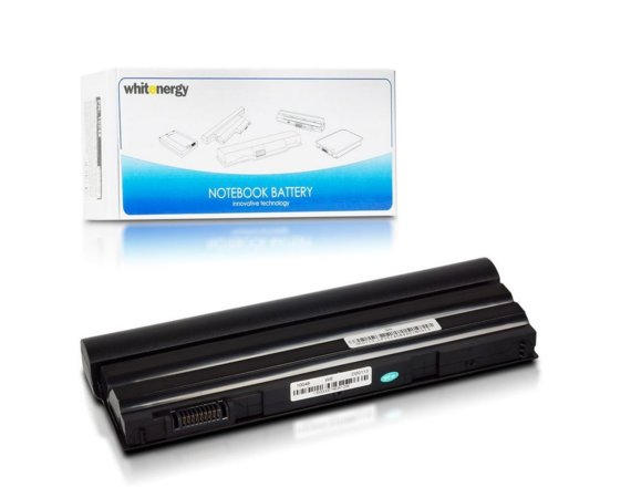 Whitenergy Bateria do laptopa Dell Latitude E5420 E5530 E6420 E6520 11.1 9 6600mAh czarna