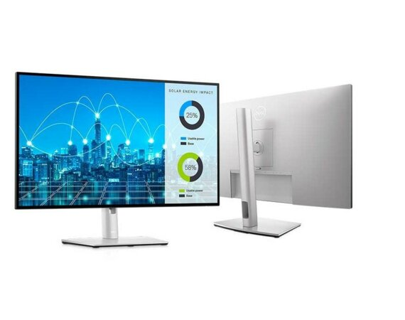 Dell Monitor U2722D 27 cali LED 2560x1440/HDMI/DP/USB-C