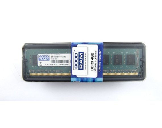 GOODRAM DDR3  4GB/1333 256*8 Dual Rank