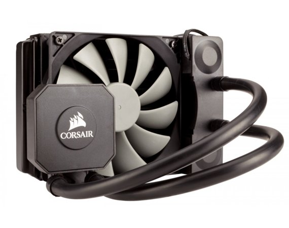 Corsair Hydro Series H45 Performace Liquid CPU Cooler