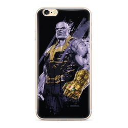 ERT Etui Marvel Thanos 003 iPhone X/XS czarny MPCTHAN945