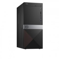 Dell Komputer Vostro 3671/Core i3-8100/4GB/1TB/Intel UHD 630/DVD RW/WLAN+BT/Kb/Mouse/W10Pro [N204VD3671BTPCEE01_R2005_22NM] 3Y BWOS