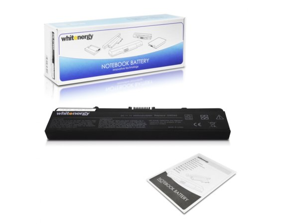 Whitenergy Bateria do laptopa Dell Inspiron 1525 1526 1545 1440 10.8-11.1V 4400mAh czarna
