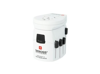 Skross Uniwersalny adapter USB