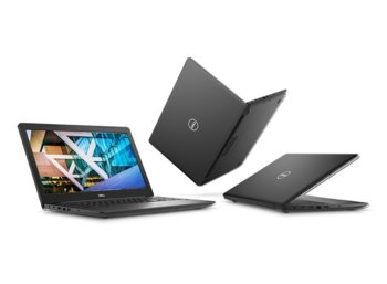 "Dell Latitude 3590 Win10Pro i5-8250U/256GB/8GB/Intel UHD 620/15.6""FHD/KB-Backlit/4-cell/3Y NBD"