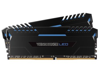 Corsair DDR4 VENGEANCE 32GB/3200 (2*16GB) CL16-19-19-36 Blue LED