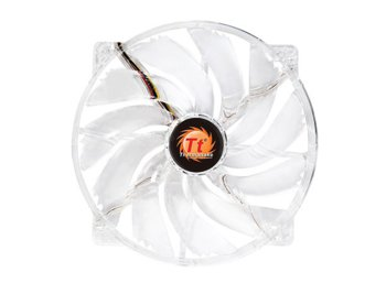 Thermaltake Wentylator - Case Fan Blue LED 230mm VR Control