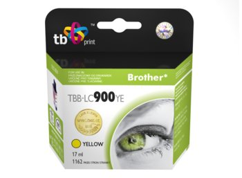 TB Print Tusz do Brother LC900 TBB-LC900YE YE 100% nowy