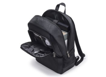 DICOTA Backpack BASE 15-17.3 Black - Plecak na notebook