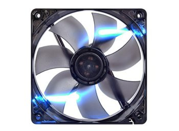 Thermaltake Wentylator - Pure S 12 LED Blue (120mm, 1000 RPM) BOX