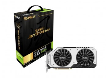 Palit GeForce CUDA GTX980Ti Super JetStream 6GB DDR5 384BIT DVI/3DP/HDMI