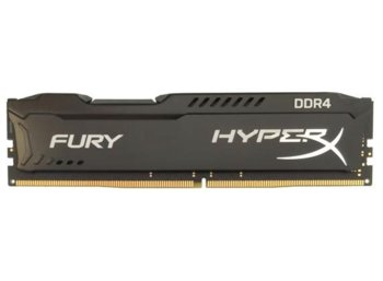 HyperX DDR4 HyperX Fury Black 4GB/2666 CL15