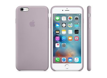Apple iPhone 6s Plus Silicone Case Lavender       MLD02ZM/A