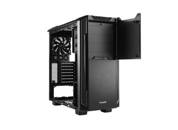 Be quiet! SILENT BASE 600 Black Window BGW06