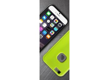 PURO Total Protection Cover - Etui iPhone 6/6s (czarny)
