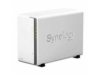Synology DiskStation DS216se 2x0HDD