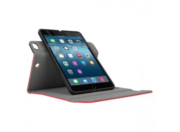 Targus Versavu iPad mini 4, 3, 2, 1 Tablet Case Red