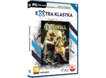 CD Projekt EK DEADFALL ADVENTURE
