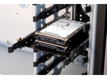 Chieftec SDC-025 slot3,5 Conventer 2x2,5''SSD/HDD