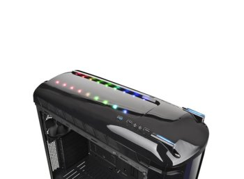 Thermaltake Versa C22 RGB USB3.0 Window - Black