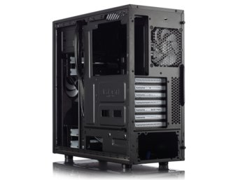 Fractal Design Core 350 0 Black FDCACORE2500BL