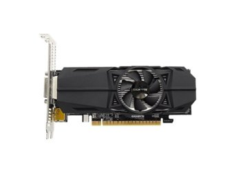 Gigabyte GeForce GTX 1050 Ti OC Low Profile 4GB DDR5 128BIT 2xHDMI/DP/DVI-D