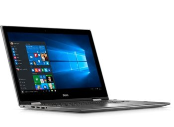 "Dell Inspiron 5568 W10 i3-6100U/1TB/4GB/Intel HD/15.6""FHD/KB-Backlit/Touch/42WHR/Silver/2Y"