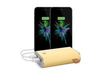 Fresh'n Rebel POWERBANK 9000 MAH BUTTERCUP