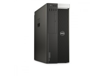 Dell Precision T5810 Win7/10Pro E5-1602v3/1TB/16GB/DVDRW+19in1/W5100/685W/vPro/MS116/KB216/3Y NBD