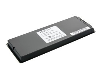 "Mitsu Bateria do Apple MacBook 13"" (czarna) 5200 mAh (56 Wh) 10.8 - 11.1 Volt"