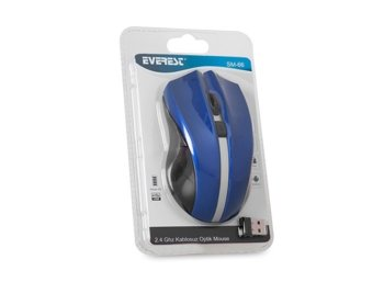 EVEREST SM-66 1600DPI Blue