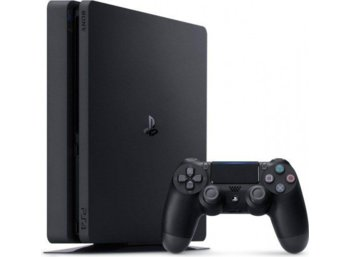 Sony Playstation 4 1TB Slim + Dualshock 4v2