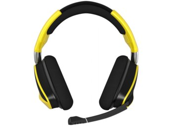 Corsair VOID Gaming Headset Wireless Dolby 7.1 Yellow