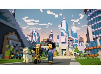 Techland Gra PS4 Minecraft Story Mode - Season 2