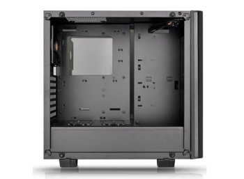Thermaltake View 21 Tempered Glass - Black